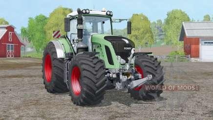 Fendt 939 Vario〡changing gear для Farming Simulator 2015
