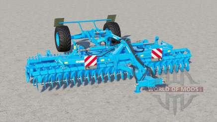 Lemken Heliodor 9-600 KA〡new dirt для Farming Simulator 2017