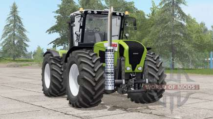 Claas Xerion 3000 Trac VƇ для Farming Simulator 2017