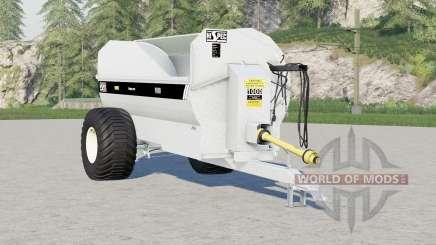 Hi Spec 1000 SS для Farming Simulator 2017
