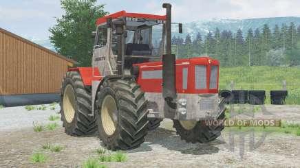 Schluter Super 3000 TVⱢ для Farming Simulator 2013