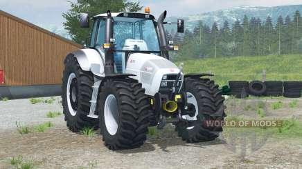Hurlimann XL 130〡double wheels для Farming Simulator 2013