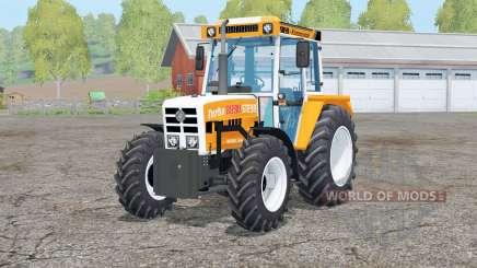Steyr 8090A Turbo〡Municipal для Farming Simulator 2015