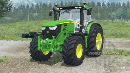 John Deere 6R series для Farming Simulator 2013