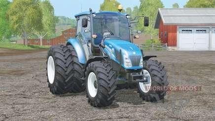 New Holland T4.7Ƽ для Farming Simulator 2015