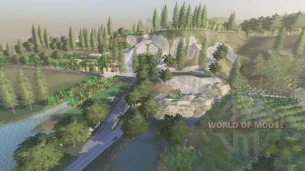 Monti Dauni〡seasons для Farming Simulator 2017