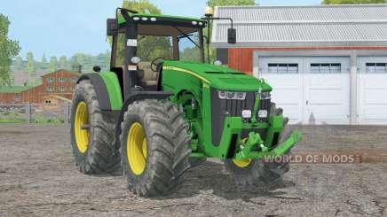 John Deere 8૩70R для Farming Simulator 2015