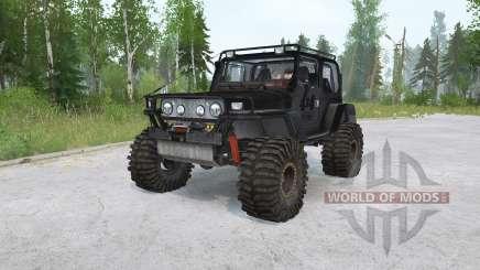 Jeep Wrangler (TJ)〡off-road для MudRunner