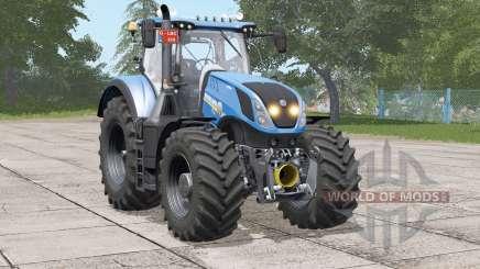 New Holland T7.31ⴝ для Farming Simulator 2017
