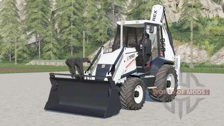 Terex 860 SX для Farming Simulator 2017