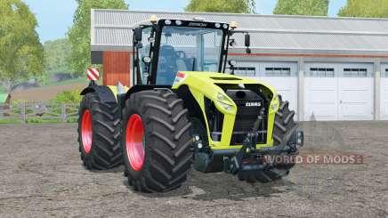 Claas Xerion 4500 Trac VC〡rotating cab для Farming Simulator 2015