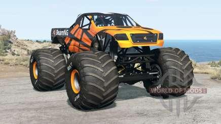 CRD Monster Truck v2.4 для BeamNG Drive