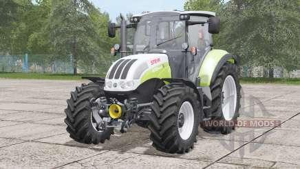 Steyr Multi ꝝ000 для Farming Simulator 2017