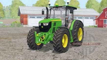 John Deere 6090RС для Farming Simulator 2015