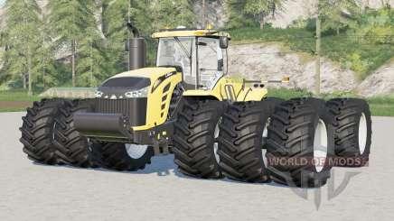 Challenger MT900E series〡triple wheels для Farming Simulator 2017