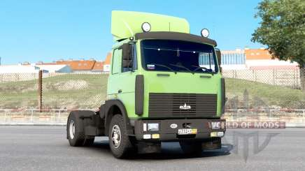 МАЗ-5432〡1.40 для Euro Truck Simulator 2