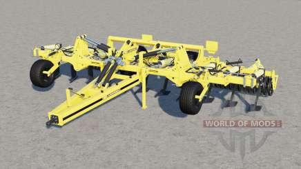 Agrisem Cultiplow Platinum〡work speed 25 km-h для Farming Simulator 2017