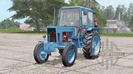 MTZ-80 Belarus для Farming Simulator 2017