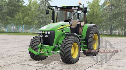 John Deere 7030 serieᵴ для Farming Simulator 2017