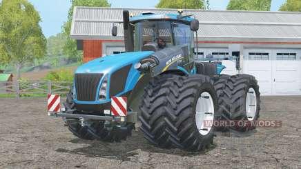 New Holland T9.700〡automatic reverse lights для Farming Simulator 2015