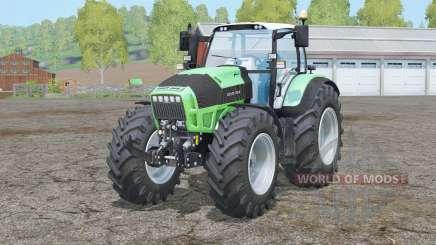 Deutz-Fahr Agrotron L 730 2012 для Farming Simulator 2015
