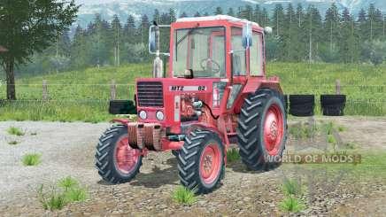МТЗ-82 Беларуȼ для Farming Simulator 2013