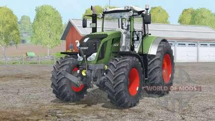 Fendt 822 Vario〡new special physics для Farming Simulator 2015