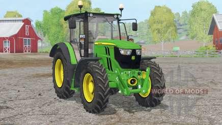 John Deere 6100RC для Farming Simulator 2015
