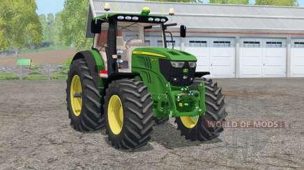 John Deere 6Ձ10R для Farming Simulator 2015