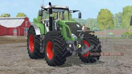 Fendt 828 Variᴏ для Farming Simulator 2015
