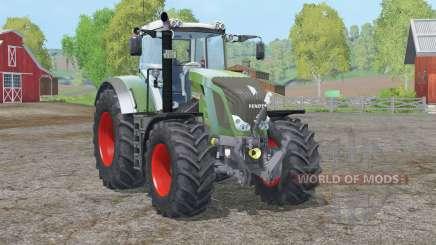 Fendt 828 Variᴑ для Farming Simulator 2015
