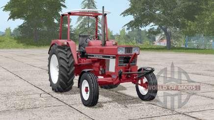 International 844〡movable front axle для Farming Simulator 2017
