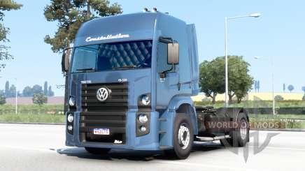Volkswagen Constellation Titan tractor 19-320 2011 v4.0 для Euro Truck Simulator 2