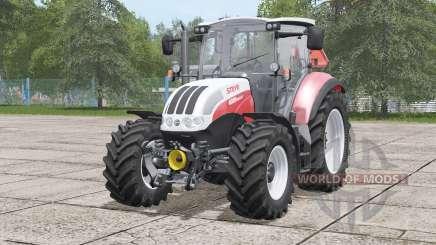 Steyr Multi 4000 для Farming Simulator 2017