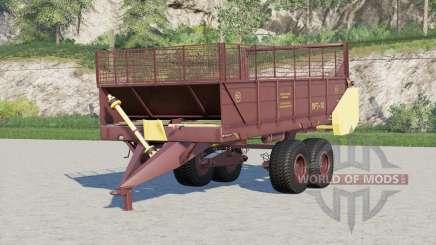 ПРТ-10〡выбор колёс для Farming Simulator 2017
