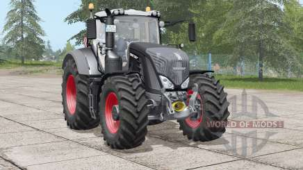 Fendt 900 Vario〡motor configurations для Farming Simulator 2017
