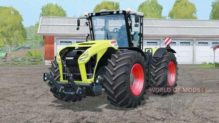 Claas Xerion 4500 Trac VꞒ для Farming Simulator 2015