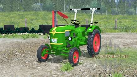 Deutz D 2ⴝ для Farming Simulator 2013