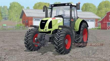 Claas Arion 620〡animated front suspension для Farming Simulator 2015
