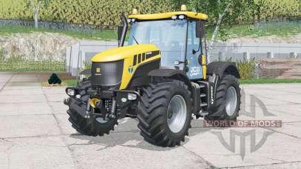 JCB Fastrac 3230 Xtra〡digital speedometer для Farming Simulator 2015