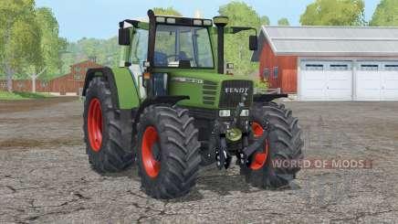 Fendt Favorit 500 C Turbomatiƙ для Farming Simulator 2015