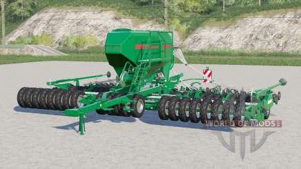 Horsch Pronto 9 DC〡trittbleche in edelstahl для Farming Simulator 2017