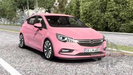 Opel Astra (K) 2015 для American Truck Simulator