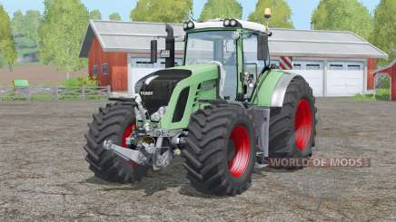Fendt 939 Vario〡speed increased для Farming Simulator 2015