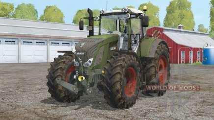 Fendt 828 Vario〡animated hydraulic для Farming Simulator 2015
