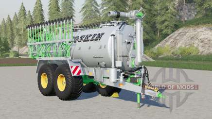 Joskin Modulo2 16000 MEB〡wheels options для Farming Simulator 2017