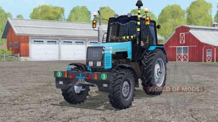 МТЗ-1221 Беларус〡с хорошей физикой для Farming Simulator 2015