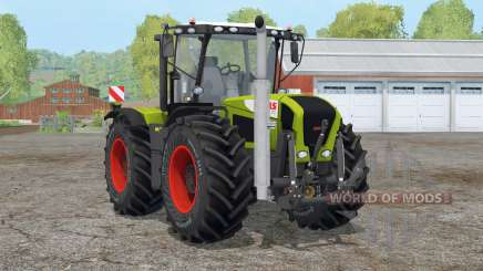 Claas Xerion 3300 Trac VC〡extra weights для Farming Simulator 2015