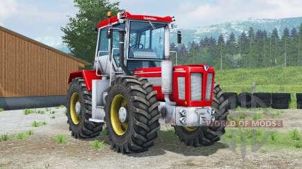 Schluter Super-Trac 2500 VL〡automatic reverse lights для Farming Simulator 2013