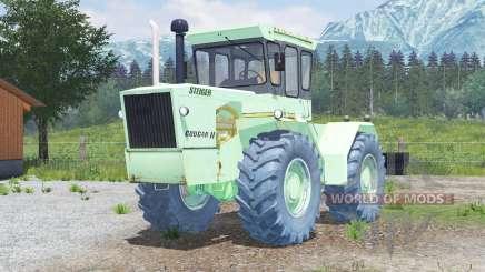 Steiger Cougar II ST300〡opening doors для Farming Simulator 2013